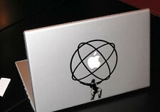 ATLAS GREEK TITAN SHRUGGED MACBOOK CAR TABLET VINYL DECAL