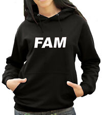 FAM  hoody - Attack The Block Hooded Sweat (D019)