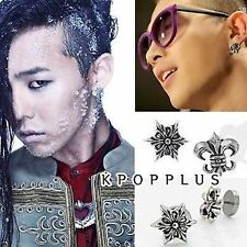 BIGBANG BIG BANG G-DRAGON - Shield Star Piercing & Earring & Magnet  [BB85]
