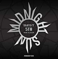 BEAST (B2ST) - Midnight Sun (5th Mini Album) CD + Poster + Free Gift