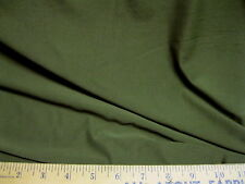 Discount Fabric Lycra /Spandex  4 way stretch Solid  Olive LY800