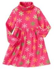 GYMBOREE CHEERY ALL THE WAY MAGENTA SNOWFLAKE DRESS 3 4 5 6 7 8 9 10 12 NWT