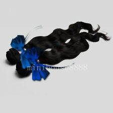 "Brazilian Virgin Remy Natural Unprocessed human hair weft 12""-32"" available"