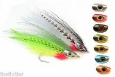 FISH SKULL   SMALL - MEDIUM 7 Colors Available Weighted Streamer Heads Fly Tying