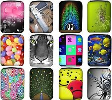 """Amazon Kindle 4 Wi Fi 6"""" (Non Keyboard) Case Sleeve Cover Pouch 12 New Designs!"""