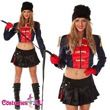 British Army Soldier Costume Military Fancy Dress Halloween Hens Party Outfit