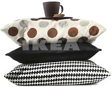 IKEA Stockholm Cirkel Cushion pillow cover, Modern Black & White or Dots New