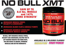 MuscleMeds NO BULL XMT Pre-Workout Nitric Oxide N.O. 20 Servings 230g