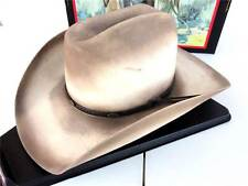 Stetson Cowboy Hat 4X Beaver Fur Felt Pastel Boss of The Plains