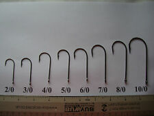 Wide Mouth Sea Fishing Hooks Various Sizes Tackle