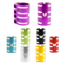 Blazer Pro Alloy Quad Scooter Collar Clamp 7 Colours! 34.9mm INCLUDING SHIM!!!