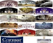 Cormar Carpets Apollo Primo Plus Berwick Avebury Forest Hills Sensation Oaklands