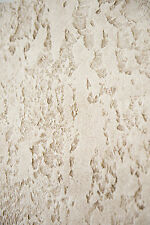 knockdown plaster to give a provencal/toscan look to your walls