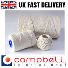 Cotton String Twine Cord wound on 500g spool roll reel cop