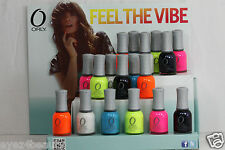Orly Nail Polish Lacquer Feel The Vibe Collection U Pick Color! .6 fl. oz.