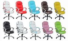 NEW STYLISH MODERN LUXURY DESIGNER EXECUTIVE COMPUTER DESK STUDY OFFICE CHAIR