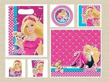BARBIE PARTY ITEMS EVERYTHING HERE & CHEAP UK POSTAGE