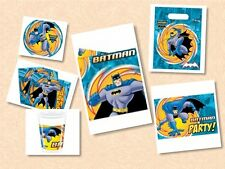 BATMAN PARTY ITEMS EVERYTHING HERE & CHEAP UK POSTAGE