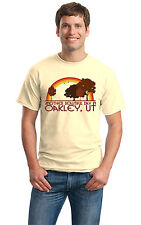 ANOTHER BEAUTIFUL DAY IN OAKLEY, UT Retro Adult Unisex T-shirt. Utah City Pride
