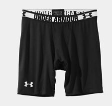 Under Armour Heatgear Sonic Mens Compression Baselayer Shorts Black[1236237-001]