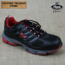 MACK Venus Safety Shoe With Protective Composite Toe - AUS Mens Sizing