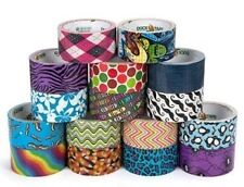 1 Patterned Duct Duck Tape 10 YDS Great for making Duck Tape Wallets Many Styles