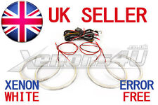BMW 66 SMD LED Angel Eyes Halo Rings Kit Very Bright Xenon White Colour
