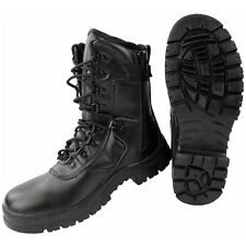 PRO-FORCE TACTICAL ADULT ARMY TASK FORCE BOOTS SECURITY POLICE WATERPROOF BLACK