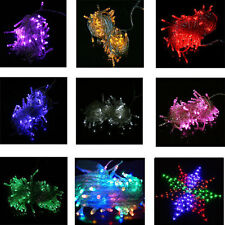 10M 100 LED Party String Fairy Light/160 LED Net Light Xmas Wedding US Stock