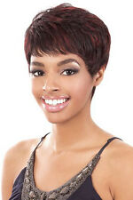 "Beshe Premium Quality Synthetic Wig - Choice (WIG HIGHTEMP BOYCUT OL8"")"