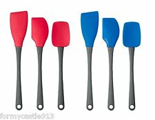 Tovolo Silicone and Nylon Handle Essential Cooks Tools Set of 3