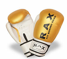 Boxing gloves sparring training fight punch bag mitts muay thai mma 4-16oZ R A X
