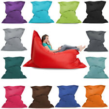 GIANT Cushion OUTDOOR INDOOR Furniture SEAT Bean Bags GARDEN Beanbag Chair BAG