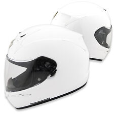 **Fast Shipping** Scorpion EXO-R410 (White) Motorcycle Helmet