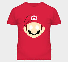 Super Mario Bros Mario Face T Shirt