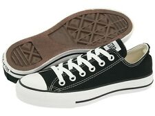 CONVERSE CHUCK TAYLOR ALL STAR OX BLACK/WHITE M9166 LOW TOP UNISEX