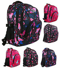High Quality Womens Girls Chervi Hand Luggage School Cabin Backpack Rucksack Bag