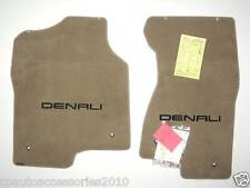 2000 2001 2002 2003 2004 2005 2006 GMC YUKON DENALI / XL 2pc Floor Mat Set VeTex