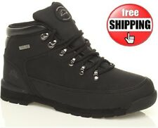 GROUNDWORK STEEL TOE CAP BOOTS MENS SAFETY LEATHER HIKING WORK SHOES TRAINERS