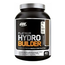 Optimum PLATINUM HYDRO BUILDER Lean Muscle Protein & Recovery 40 Servings