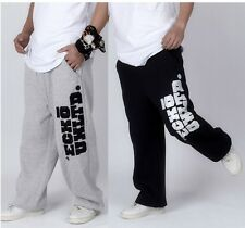 Hip-hop pants rhino graffiti Rap boy Men Loose casual Ball pants 2013