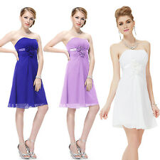 Ever Pretty Homecoming Bridesmaids Party Cocktail Fashion Formal Dresses 03538