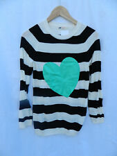 H&M girl's sweater tunic size 10-12Y, 12-14Y New