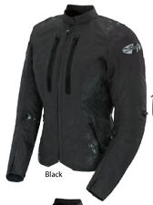 "*Ships Same Day* JOE ROCKET ""Ladies"" Atomic 4.0 (Blk/Blk) Textile Jacket"