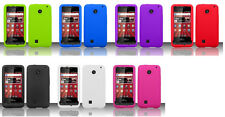 Silicone Soft Gel Cover Case for ZTE PCD Chaser VM2090 VM2090PDKIT180 Phone