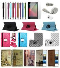 PU Case Cover for 2013 Google Nexus 7 Asus Tablet 2nd Gen