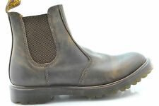 a13 Dr Martens scarpe shoes uomo 2976 RUGGED CRAZY HORSE aztec brun clair