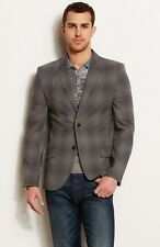 Armani Exchange A|X Men's Plaid Dress Blazer/Jacket