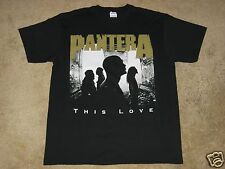 Pantera This Love S, M, L, XL, 2XL Black T-Shirt