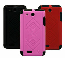 Defender Rugged Series Case Cover FOR Alcatel One Touch Idol Ultra OT-6033X 6033